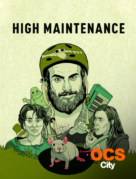 OCS City - High Maintenance
