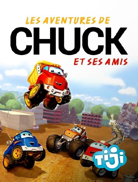 TIJI - Les aventures de Chuck et ses amis