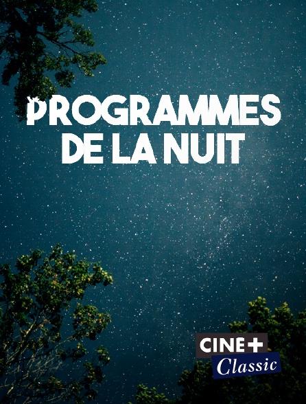 Ciné+ Classic - Fin des programmes