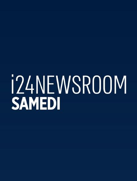 i24news Room Samedi