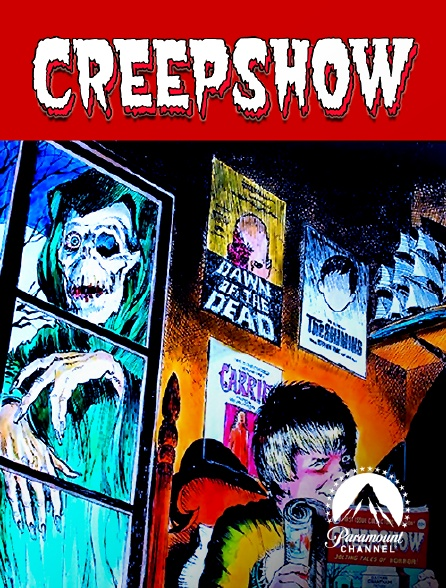 Paramount Channel - Creepshow