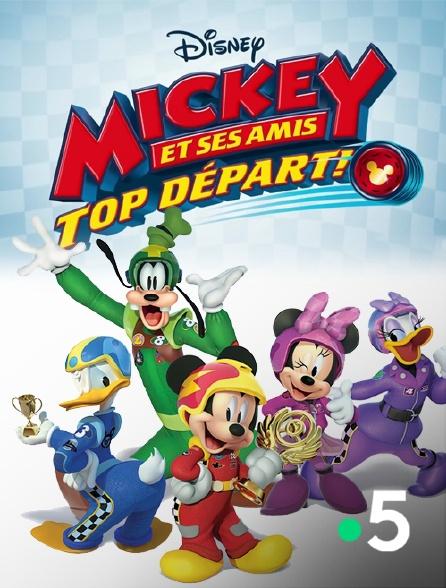 France 5 - Mickey et ses amis : top départ !