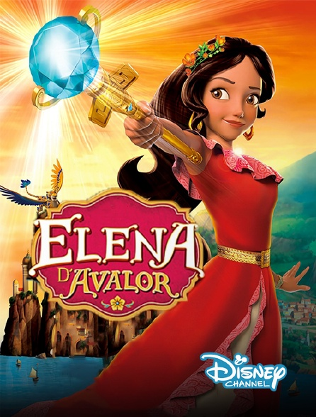 Disney Channel - Elena d'Avalor
