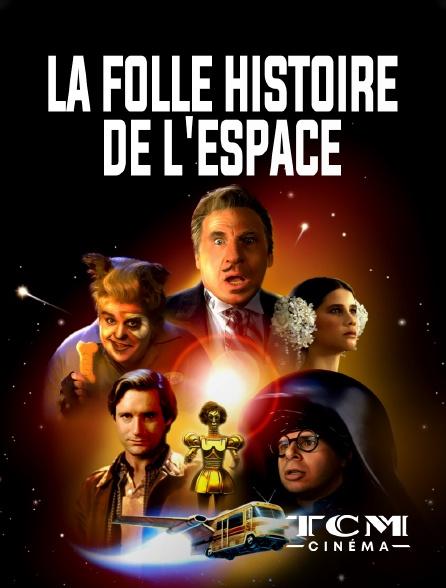 TCM Cinéma - La folle histoire de l'espace