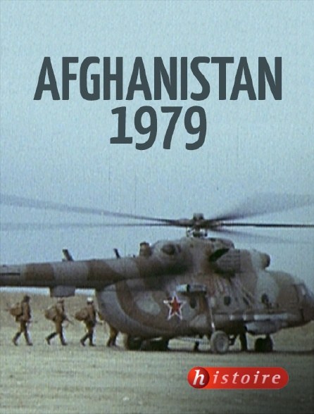 Histoire - Afghanistan 1979
