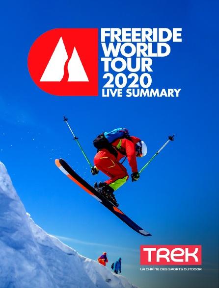 Trek - Freeride World Tour 2020, «Live Summary»