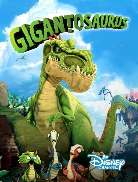 Disney Channel - Gigantosaurus