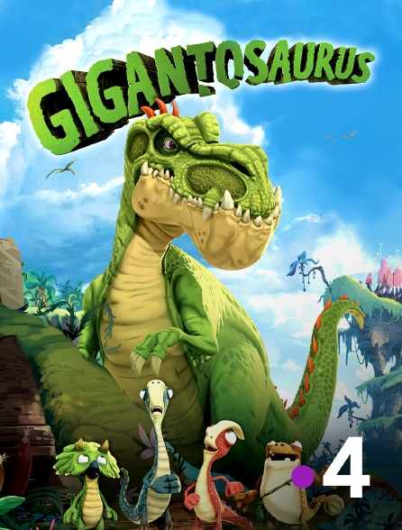 France 4 - Gigantosaurus