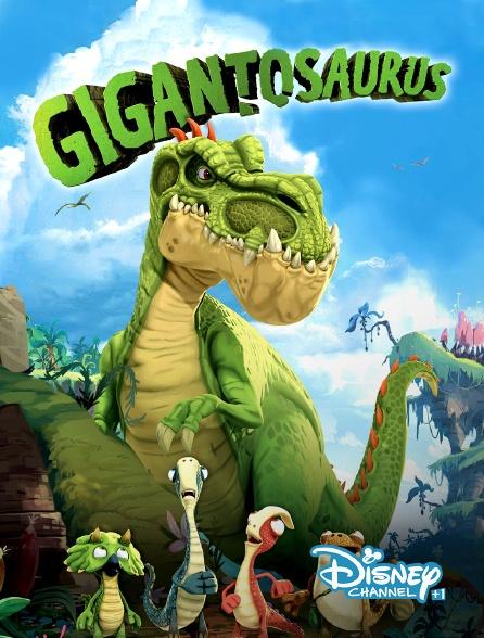 Disney Channel +1 - Gigantosaurus