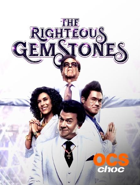 OCS Choc - The Righteous Gemstones