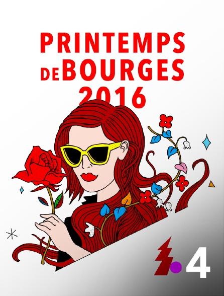 France 4 - Printemps de Bourges 2016