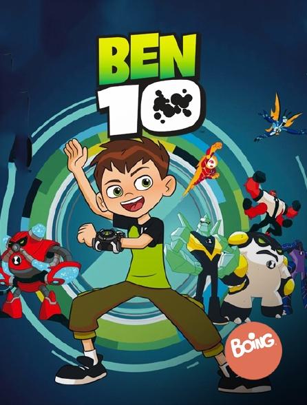 Boing - Ben 10 : course contre la montre