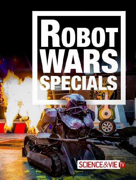 Science et Vie TV - Combats de robots