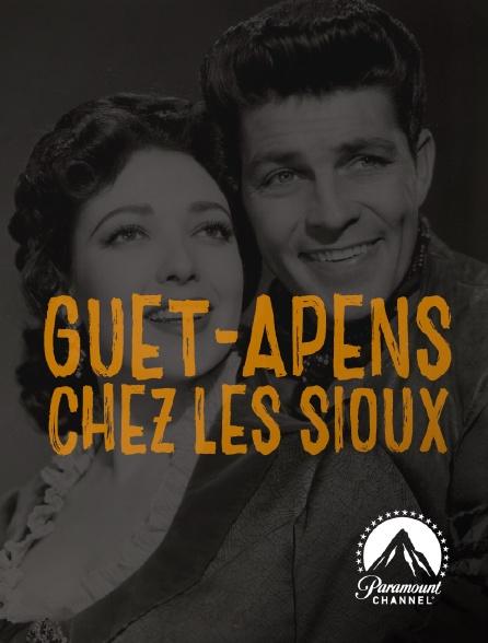 Paramount Channel - Guet-apens chez les Sioux