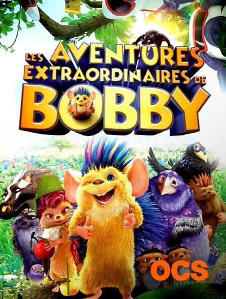 OCS - LES AVENTURES EXTRAORDINAIRES DE BOBBY