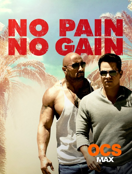 OCS Max - No Pain no Gain