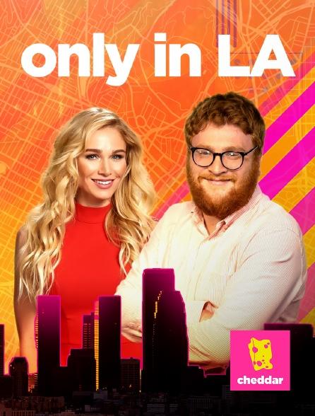 Cheddar - Only in LA