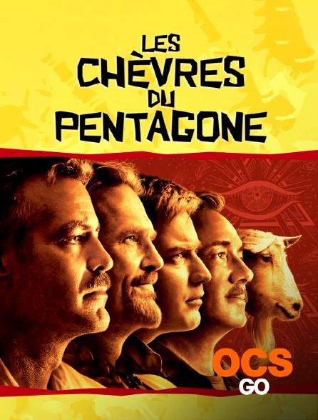 OCS Go - Les chèvres du Pentagone
