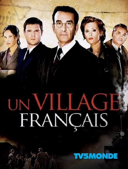 TV5MONDE - Un village français