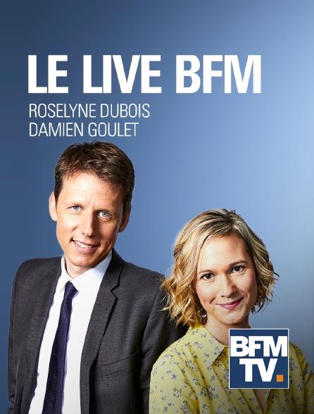 BFMTV - Le Live BFM en replay