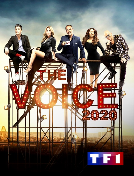 TF1 - The Voice, la plus belle voix