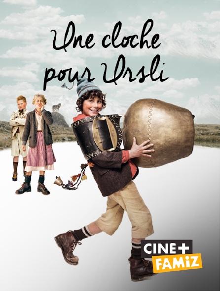 Ciné+ Famiz - Une cloche pour Ursli