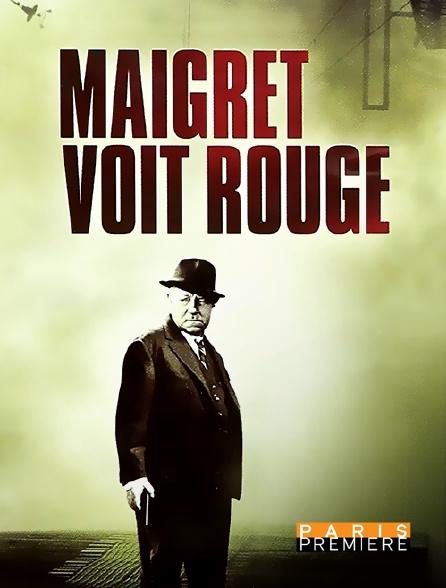 MAIGRET ROUGE TÉLÉCHARGER VOIT