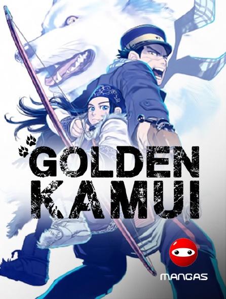 Mangas - Golden Kamui