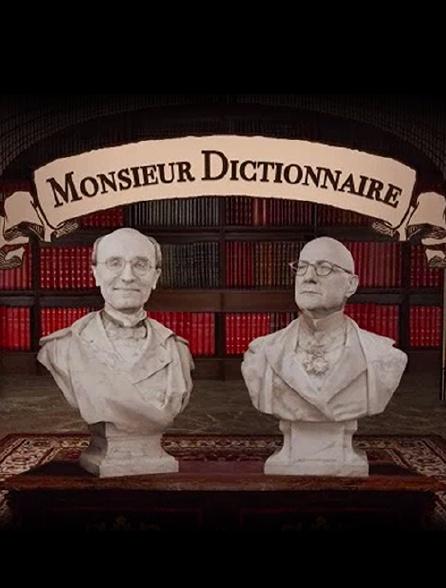 Monsieur Dictionnaire