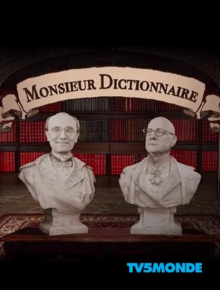 TV5MONDE - Monsieur Dictionnaire