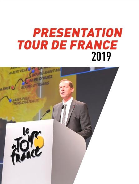 Présentation du Tour de France 2019