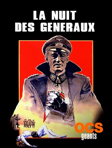 OCS Géants - La nuit des généraux