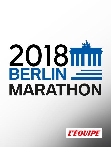 L'Equipe - Marathon de Berlin 2018