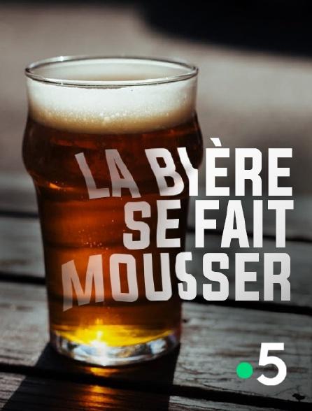 France 5 - La bière se fait mousser