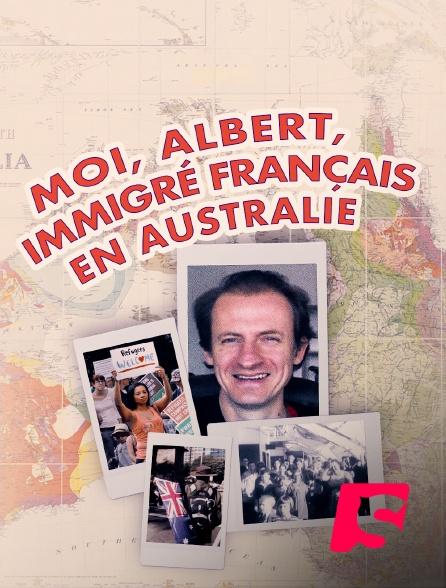 Spicee - Moi, Albert, immigré français en Australie
