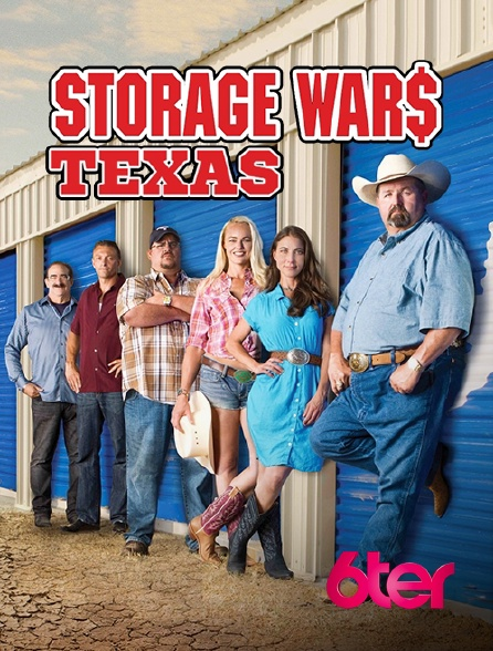 6ter - Storage Wars : Texas
