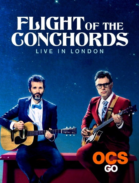 OCS Go - Flight of the Concords : Live at the London Apollo