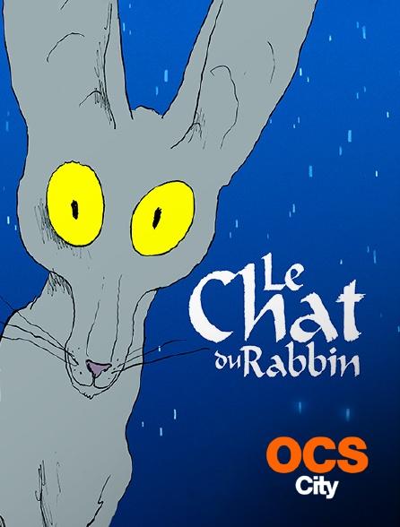 OCS City - Le chat du rabbin