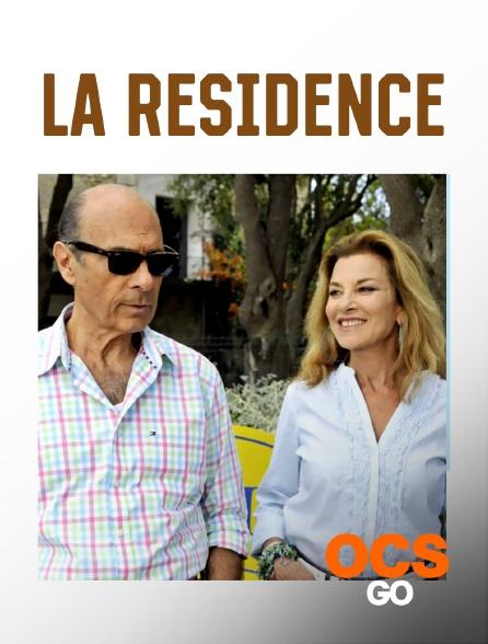 OCS Go - La résidence