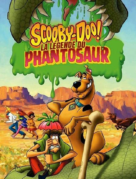 Scooby-Doo, la légende du Phantosaure *2011