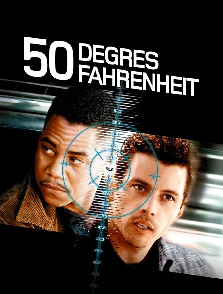 50 degrés Fahrenheit