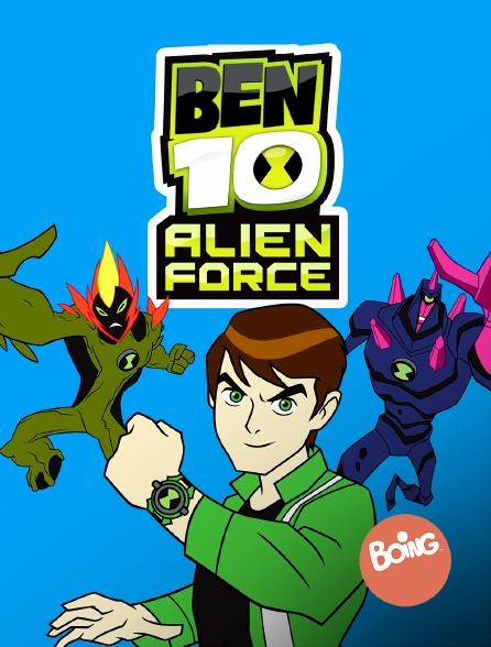 Boing - Ben 10 : Alien Force