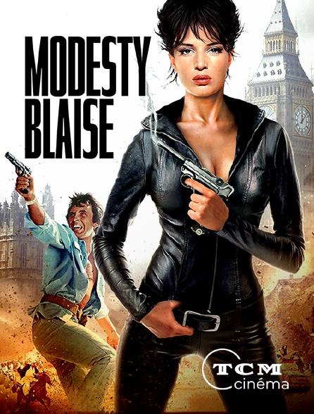 TCM Cinéma - Modesty Blaise