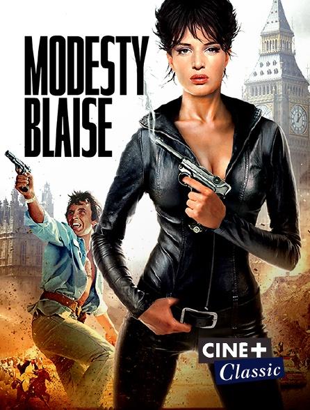 Ciné+ Classic - Modesty Blaise