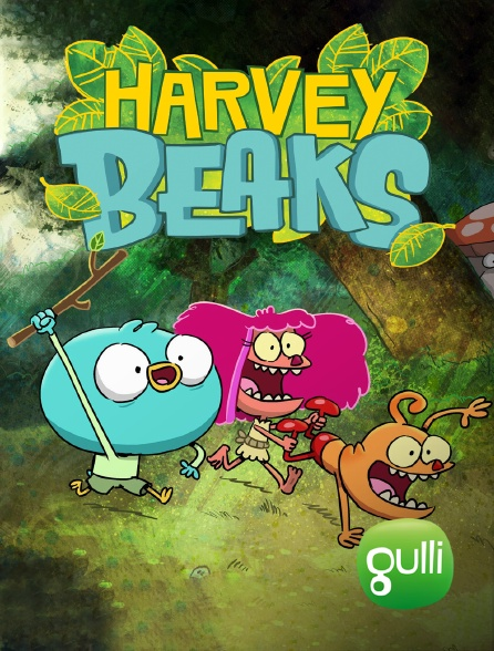 Gulli - Harvey Beaks