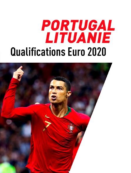 Football - Qualifications EURO 2020 : Portugal / Lituanie