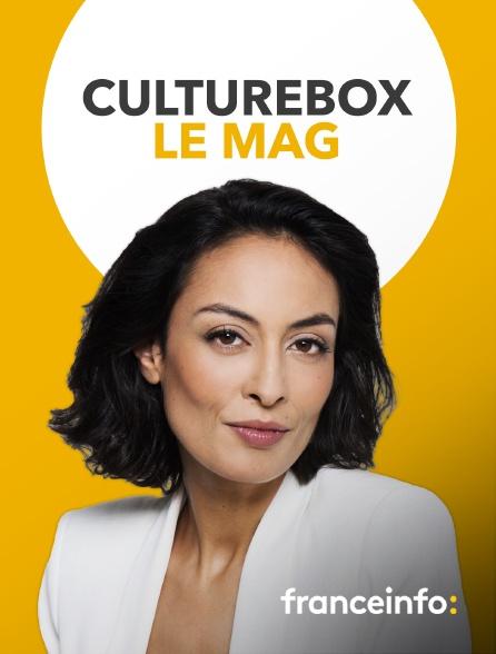 franceinfo: - Culturebox, le mag