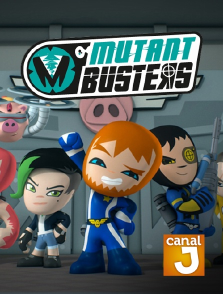 Canal J - Mutant Busters