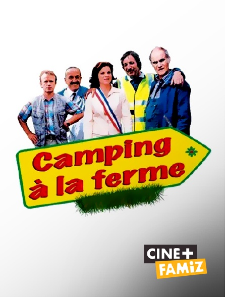 Ciné+ Famiz - Camping à la ferme