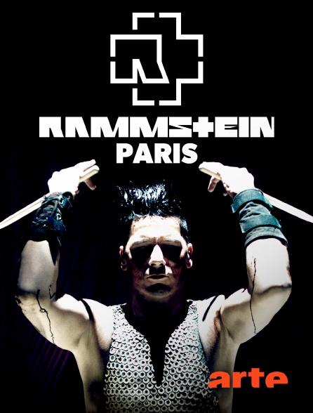 Arte - Rammstein : Paris